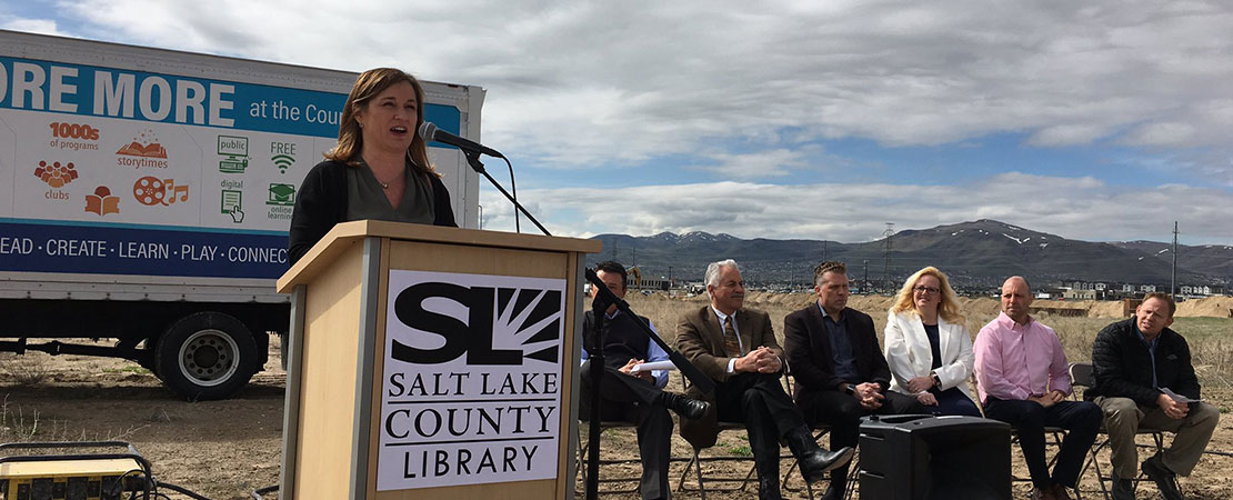 Salt Lake County moves forward with the next phase of participation in the Community Renewable Energy Act