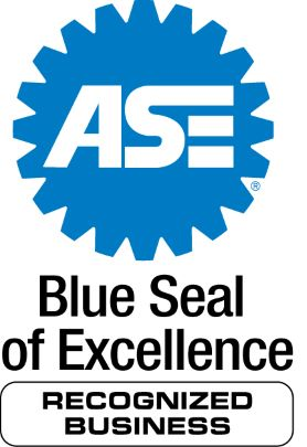 Automotive Blue Seal of Excellence recognized business