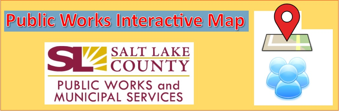 Public Works Interactive Map