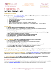 social guidelines document thumbnail image
